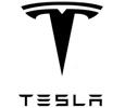 tesla model s stock images