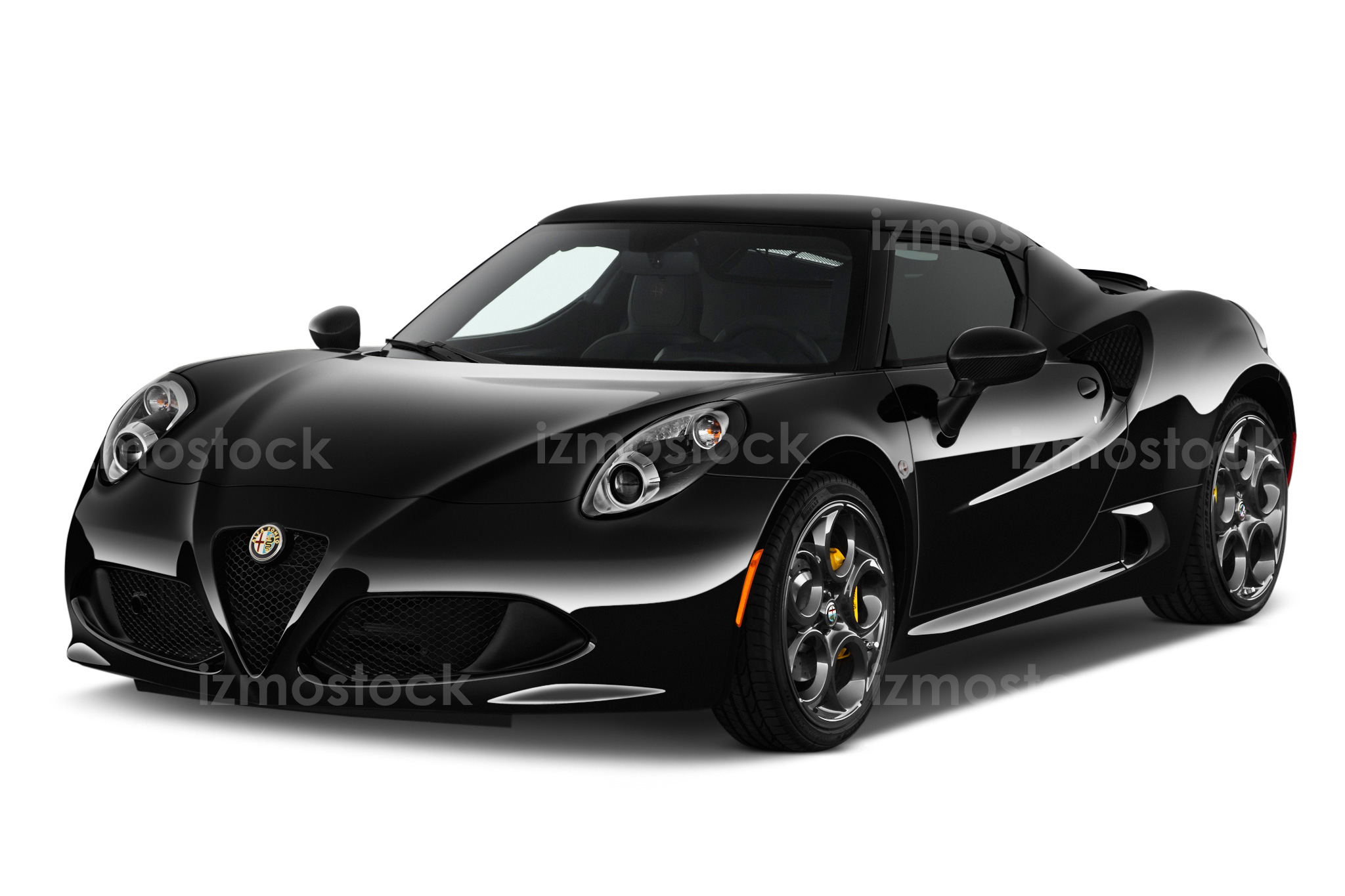 Alfa Romeo 4c >> 2016 Alfa Romeo 4C Coupe: Affordable Track-Ready Sports Car