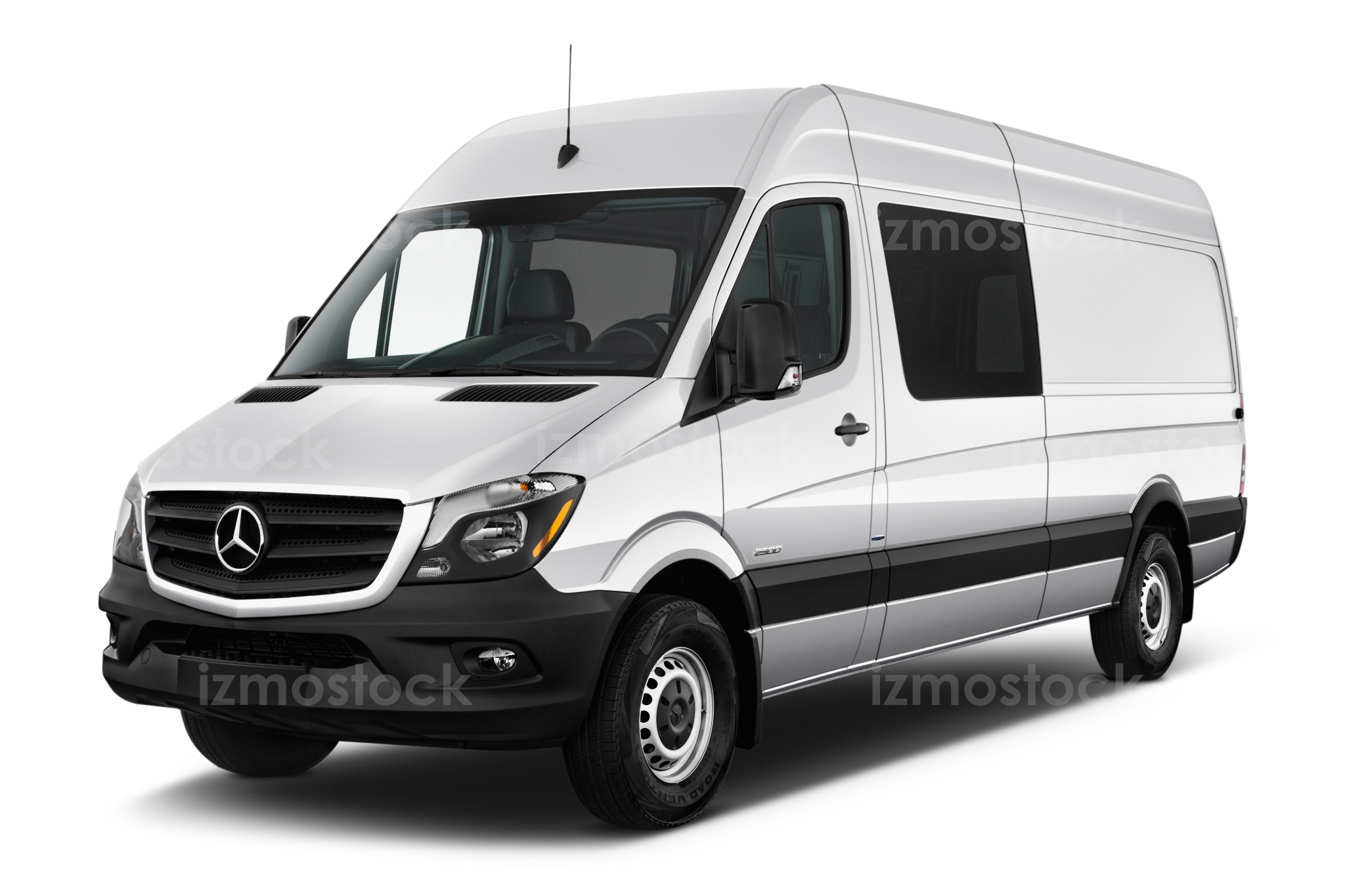 Full Size Van >> 2016 Mercedes Sprinter Spacious And Refined Full Size Van