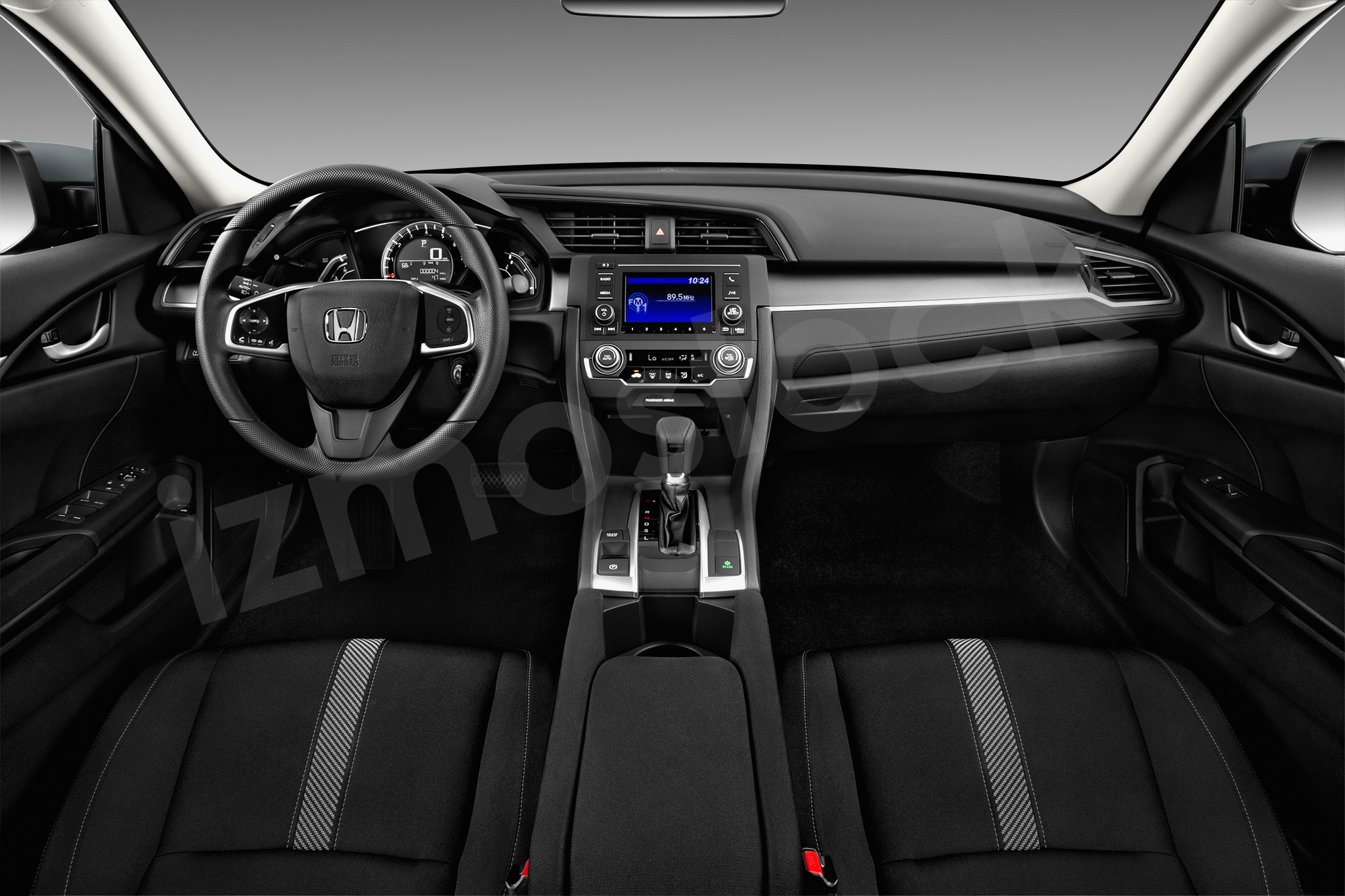honda civic lx sedan review specs configuration   izmostock