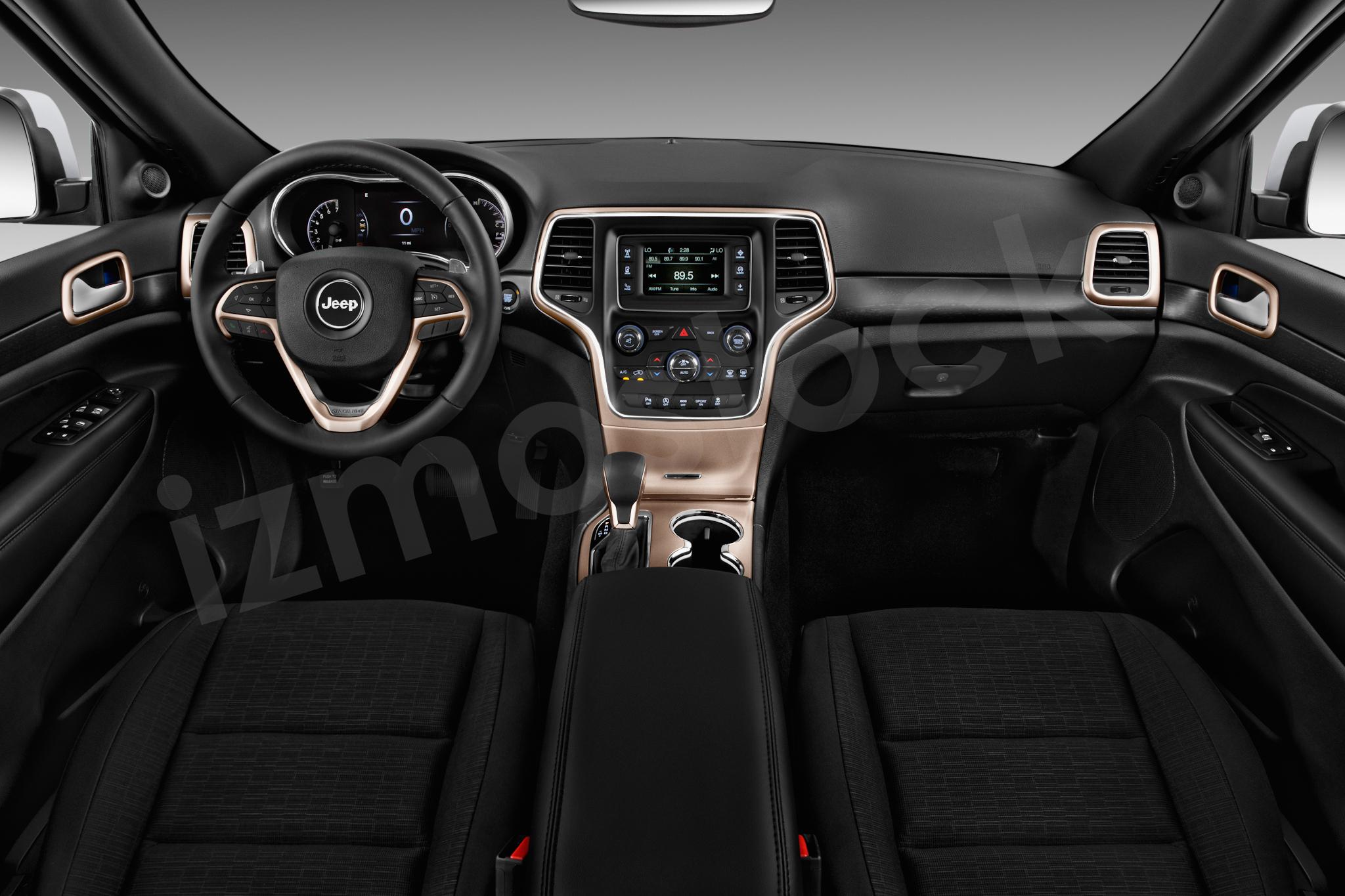 Unchallenged 2017 jeep grand cherokee laredo review - Jeep grand cherokee laredo interior ...