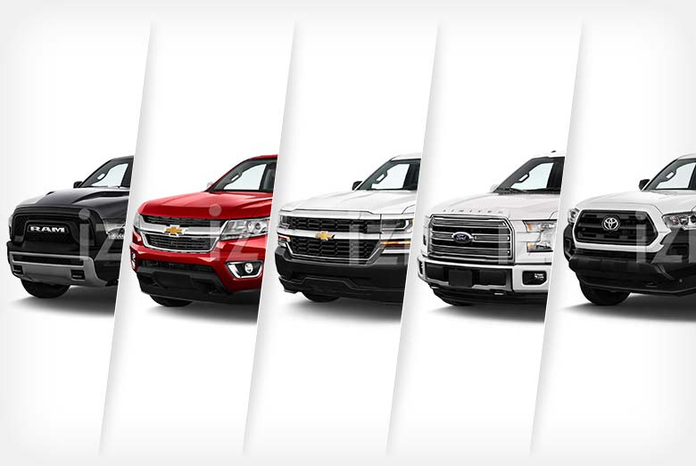 Top 5 U.S. Fuel Efficient Trucks
