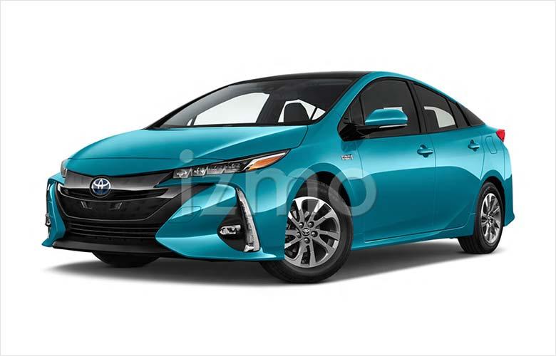 Toyota-Prius-Hybrid