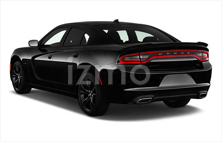 Dodge-Charger-Angular-Rear-View