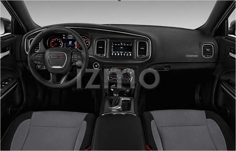 Dodge-Charger-Interior-View