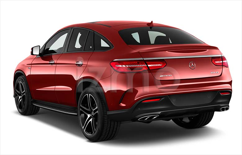 2018 mercedes amg gle 43 coupe performance powerhouse. Black Bedroom Furniture Sets. Home Design Ideas