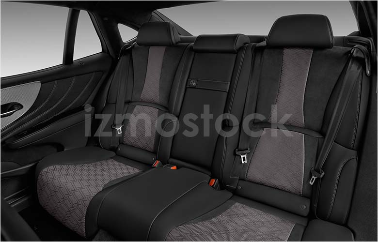 18lexuslsfsportsd5ac_rearseat