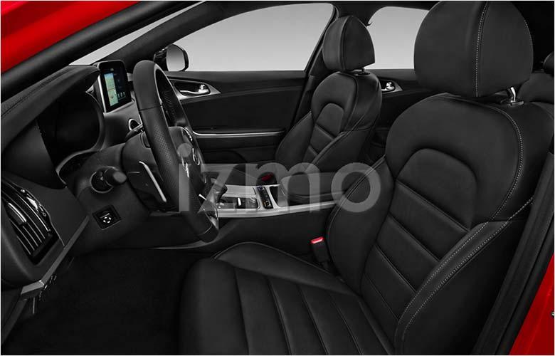 2018-Kia-Stinger-GT-Front-Seats