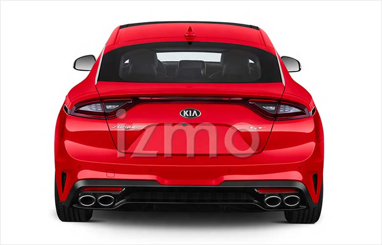 2018-Kia-Stinger-GT-Rear-VIew