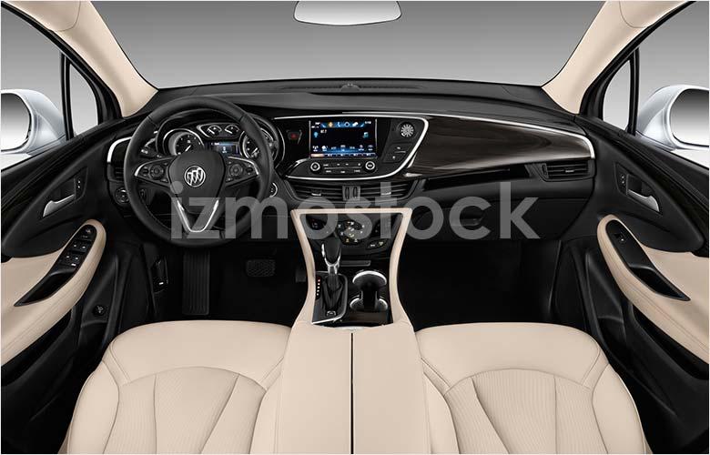 2019 Buick Envision Preferred: Upscale SUV