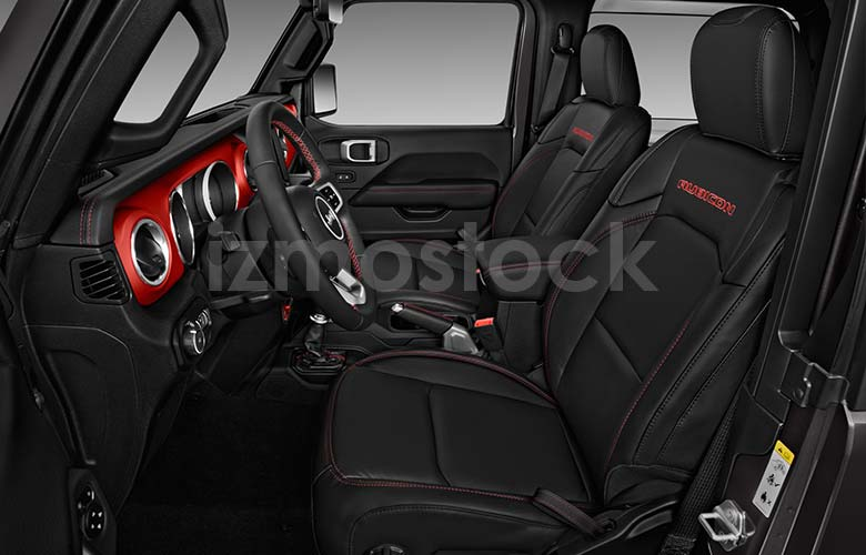 2019-Jeep-Wrangler-Rubicon-Front- Seats