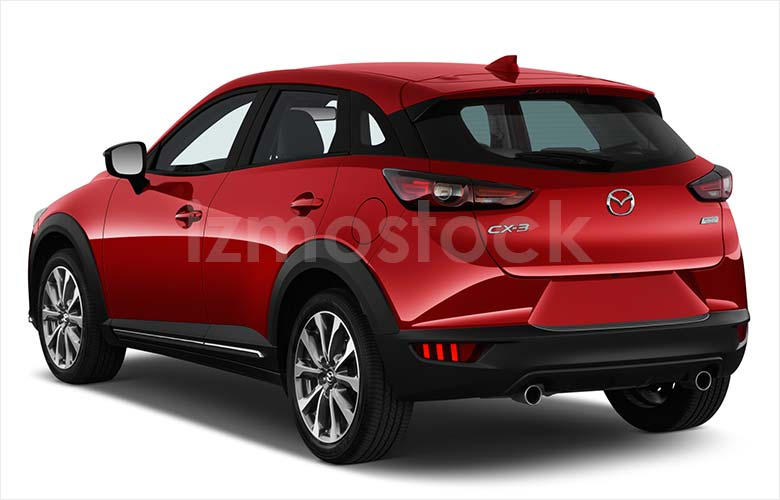 2019_MAZDA_CX-3_angular_rear_view