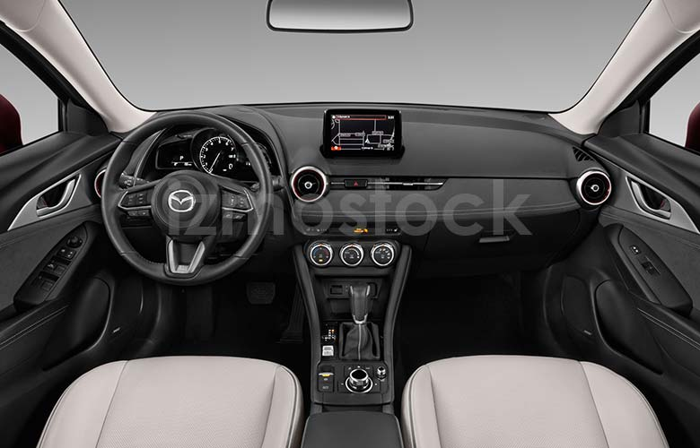 2019_MAZDA_CX-3_dashboard