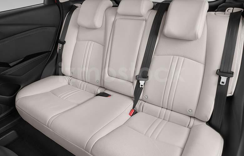 2019_MAZDA_CX-3_rear_seat
