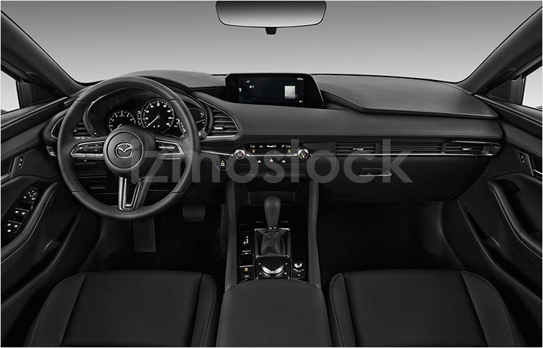 Latest_2019_Mazda_3_HatchBack_dashboard