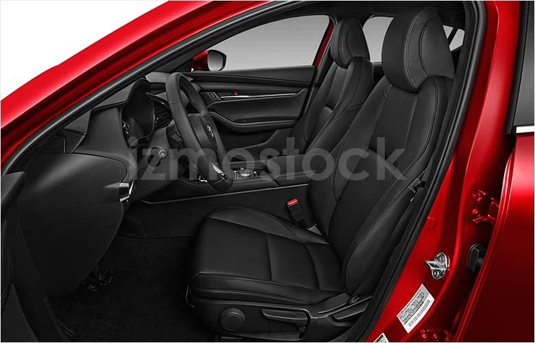 Latest_2019_Mazda_3_HatchBack_frontseat