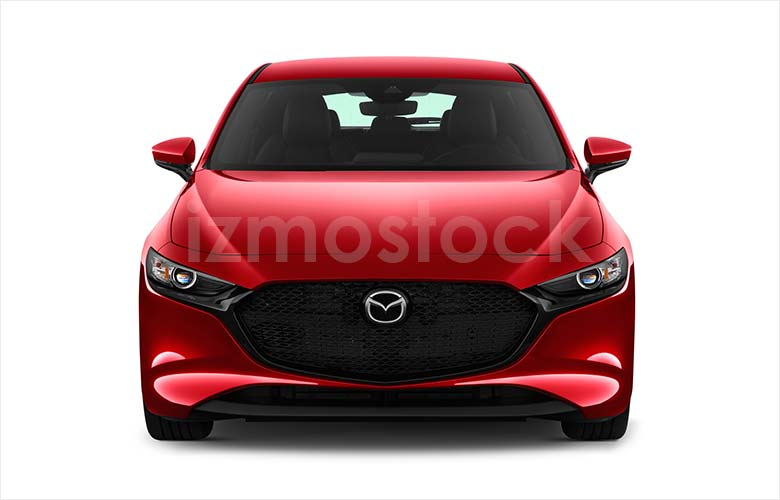 Latest_2019_Mazda_3_HatchBack_frontview