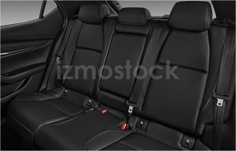 Latest_2019_Mazda_3_HatchBack_rearseat