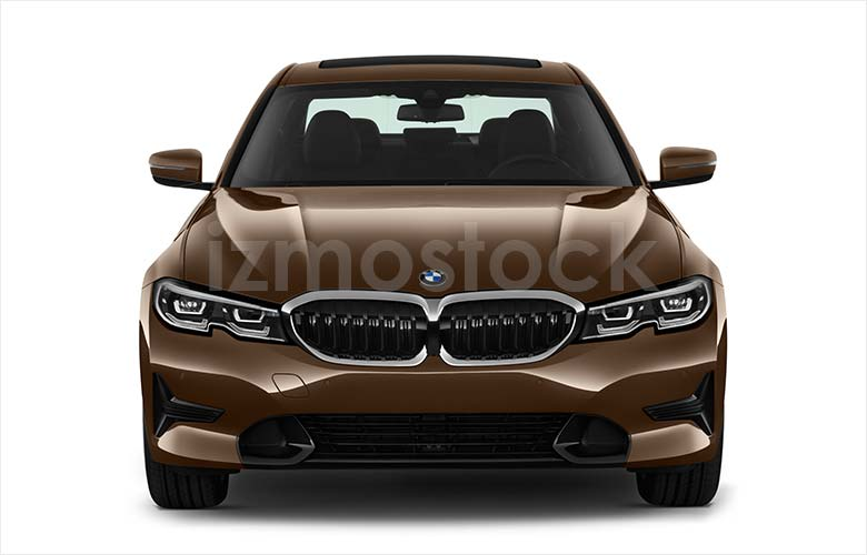 2019_BMW_330I_CAR_STOCK_PHOTOGRAPHY_Front_View