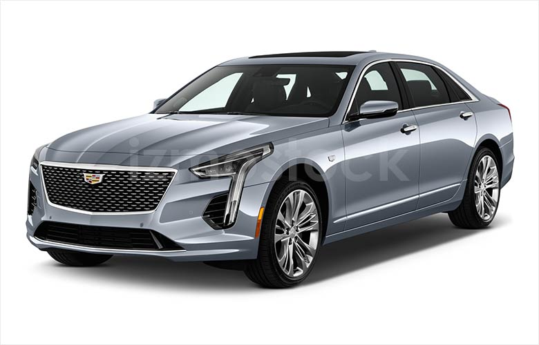2019_Cadillac_CT6_Stock_Photography_Angular_Front