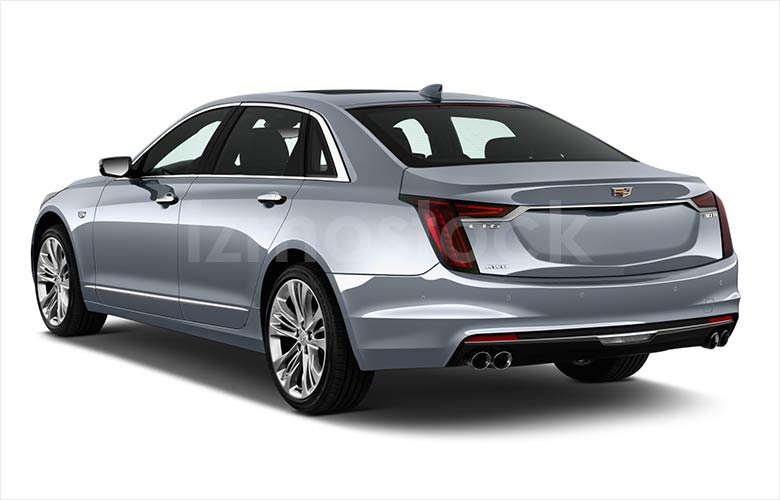 2019_Cadillac_CT6_Stock_Photography_Angular_Rear_View