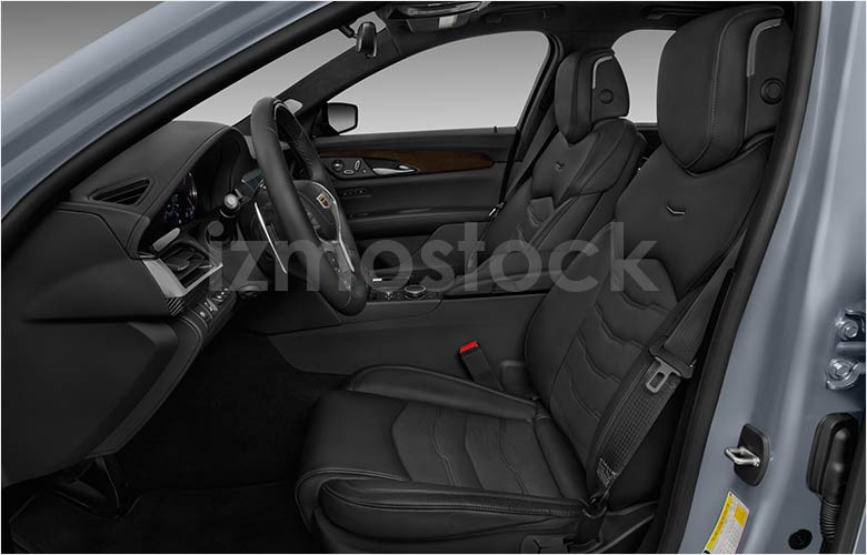 2019_Cadillac_CT6_Stock_Photography_Front_Seats