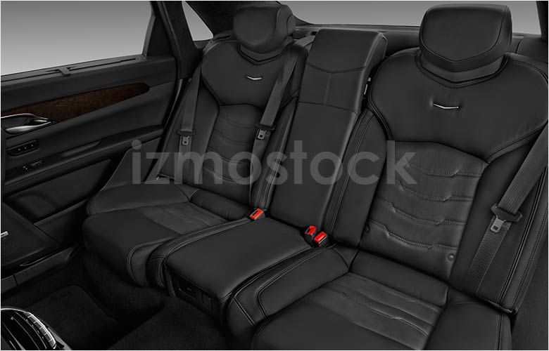 2019_Cadillac_CT6_Stock_Photography_Rear_Seats