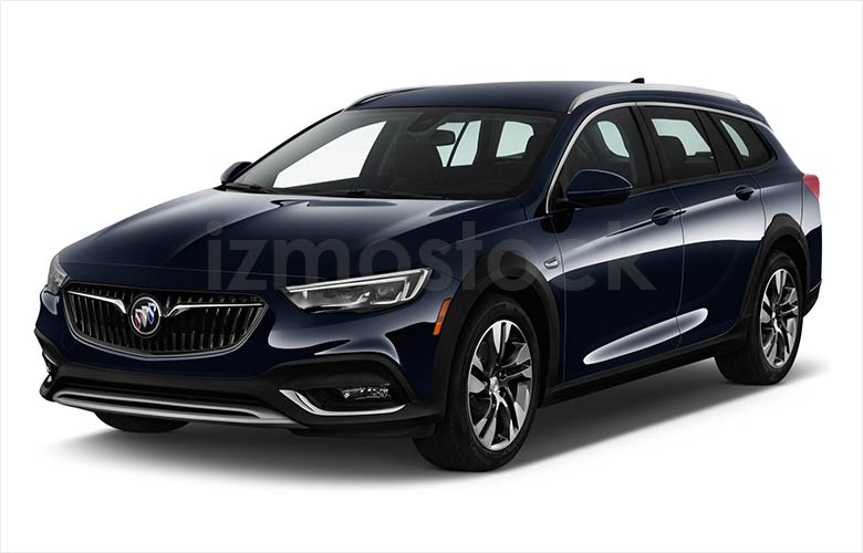 2019_Buick_Regal_TourX_Essence_angular_front