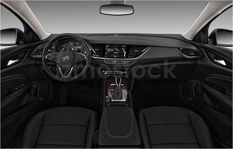 2019_Buick_Regal_TourX_Essence_dash_board