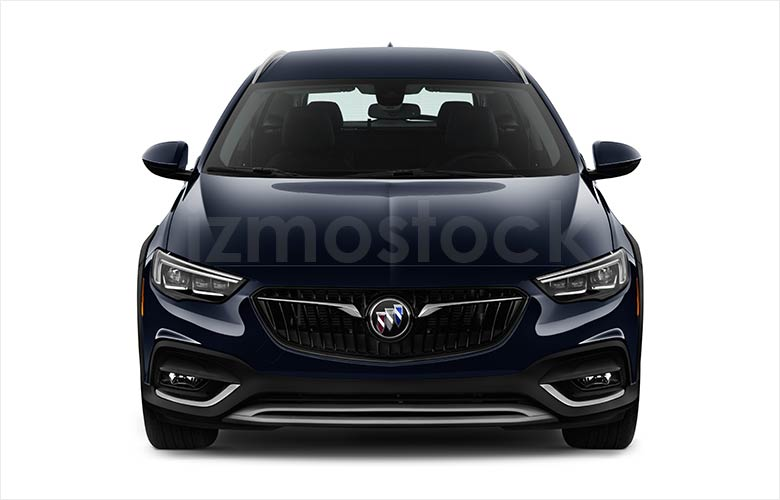2019_Buick_Regal_TourX_Essence_front_view