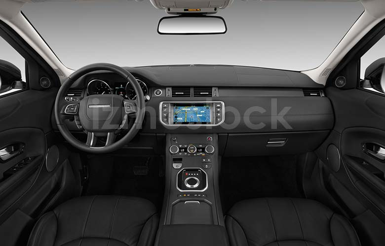 2019_Range_Rover_Evoque_Interior_View