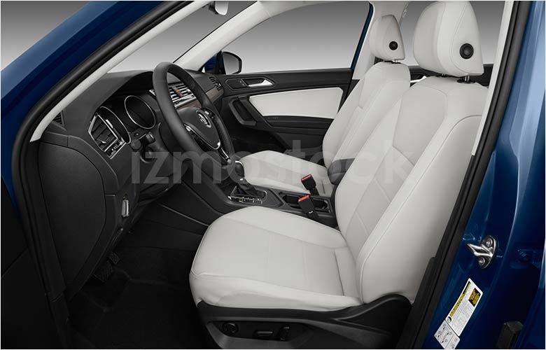 2019_Volkswagen_Tiguan_front_seat