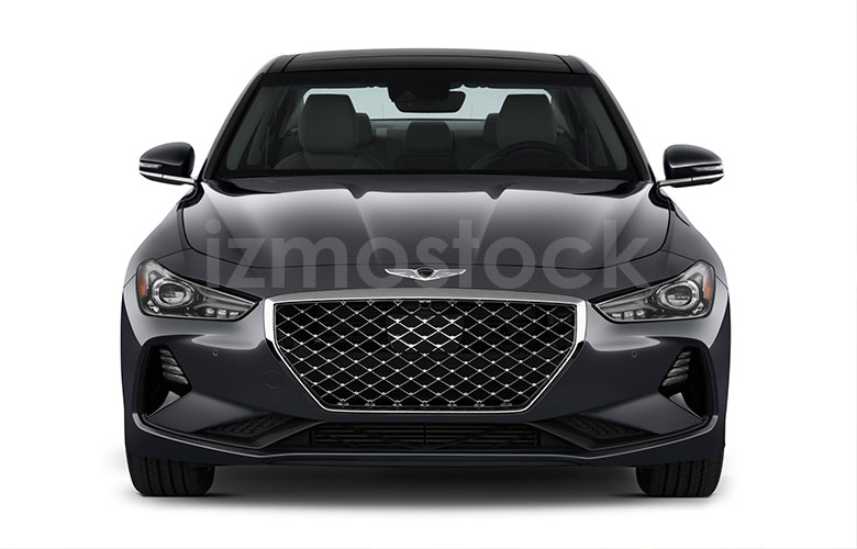 2019_Genesis_G70_front_view