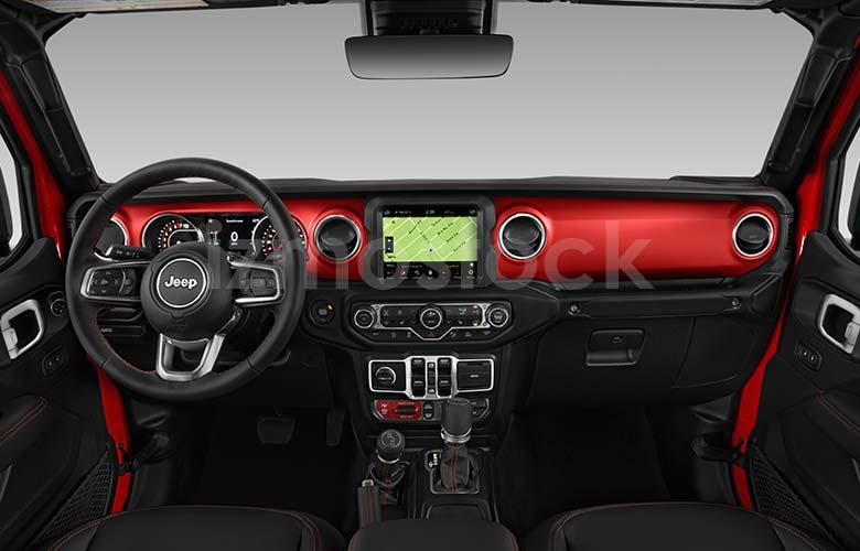 2020_Jeep_Gladiator_Interior_View