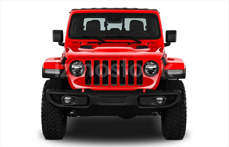 2020_Jeep_Gladiator _front_view