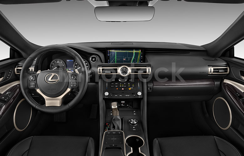 2019_LEXUS_RC350_Interior_View