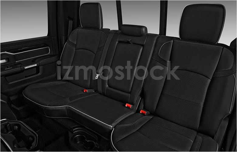 2019_Laramie_2500_Rear_Seat