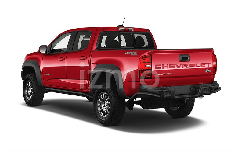 2021-chevrolet-colorado-zr2-4wd-pick-up-angular-rear