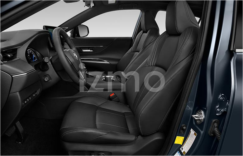2021-toyota-venza-limited-4wd-suv-front-seat