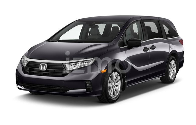 2021-honda-odyssey-lx-minivan-angular-front