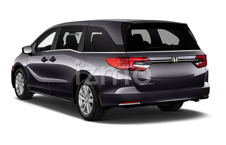 2021-honda-odyssey-lx-minivan-angular-rear