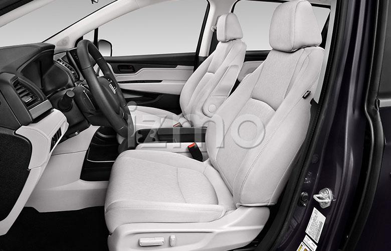 2021-honda-odyssey-lx-minivan-front-seat