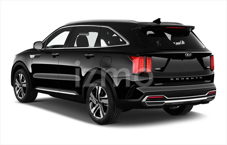 2021-kia-sorento-hybride-sense-4wd-suv-angular-rear