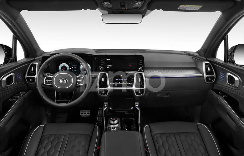 2021-kia-sorento-hybride-sense-4wd-suv-dashboard