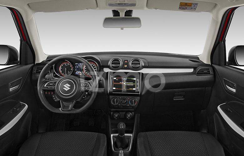2021-suzuki-swift-gl-plus-hybrid-5door-hatchback-dashboard